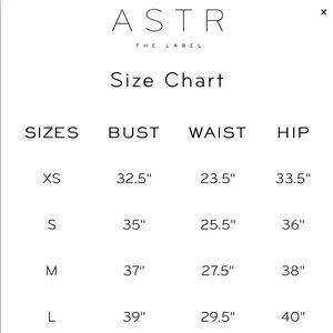 Astr Dresses - Astr the Label Tyra A Line Dress